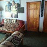 Living room & bedroom doors