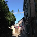 lovely streets around the Locanta