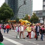 60s parade
