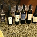 Complementary Wine Tasting, Daily 5:30 pm- 7 pm