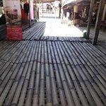 Longhouse pathways