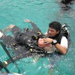 my Rescue Diver Course