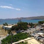 View towards West Karystos beach