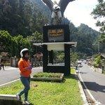 Patung Elang Jawa