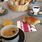petit déjeuner ;)