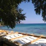 Psili Amos beach East Karystos 10min walk