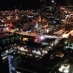 Yarrah, night time view