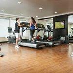 Fitness Facilities at Warwick Dubai