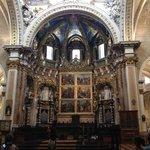 Кафедральный собор внутри