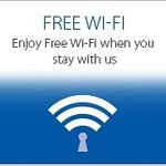 Enjoy Free Wi-Fi when you stay with us