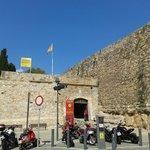 Muralla exterior