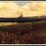 Bowfin at Pearl Harbor Memorial