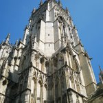 York Minster close by