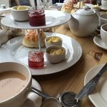 High Tea at The Bakery on the Water