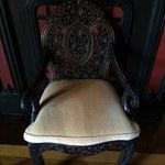 chaise salon chinois