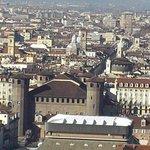 Torino vista dalla guglia