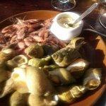 Bulots - Crevettes