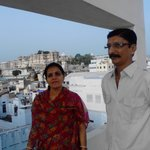 Mornig from Haveli Top