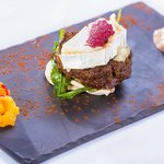 Chargrilled Lamb Pattie