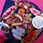 Assiette de Tapas, un délice!!!