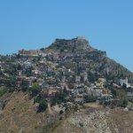 Castelmola view