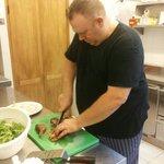 Nicola grande chef........