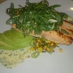 Salmon at jak+hill