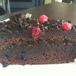 Chocolate cake - very moist!
