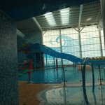 One of the Two Pool Areas