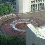 Christian Science fountain