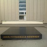 Inside John F. Kennedy Memorial Plaza