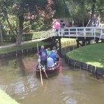 Gondola, gondola: The old fashioned Dutch way