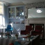 Tea room - decor moderne
