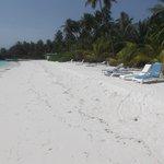 view of beach close to villa