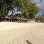 El restaurante de la playa