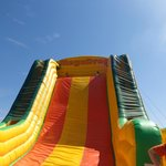 Mega Drop - 8yr old and 6yr old loved this