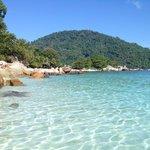 il paradiso a pochi passi dal coral