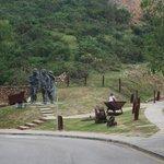Monumento a los mineros