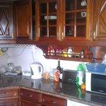 Baleal Hostel II - Kitchen