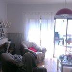 Baleal Hostel II - Living room