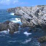 Baleal island - Close to the camp