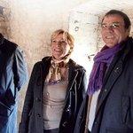 Castello di Ramazzano. La famiglia Aliani, proprietaria del Castello
