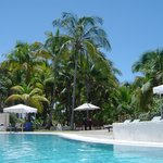 Uma piscina magnífica