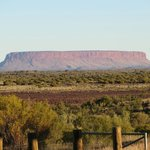 Not Ayers Rock but Mount Conner