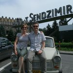 The trusty trabant!