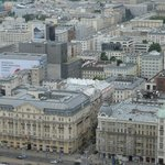 Hotel visto desde lel mirador del Palacio de Cultura