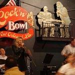 Live music at Rock n Bowl