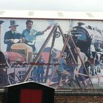 The industrial mural