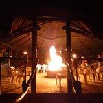 Il fuoco del grande Lapa