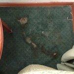 Teppich Zimmerecke
